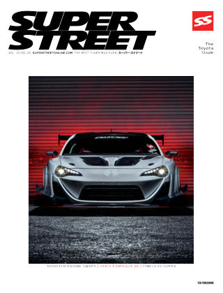 Super Street May 2018