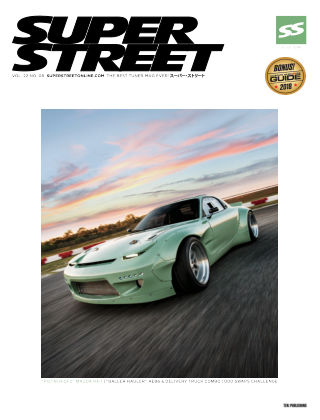 Super Street Aug 2018