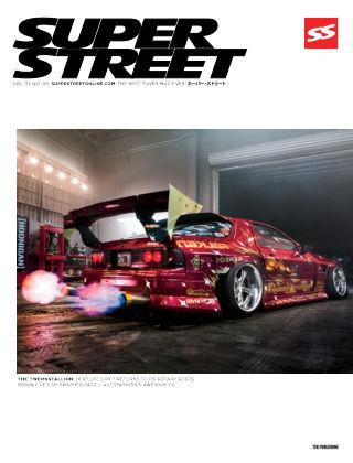 Super Street Sep 2018