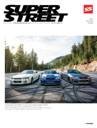 Super Street Nov 2018