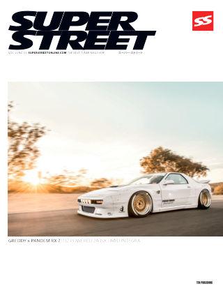 Super Street Mar 2019
