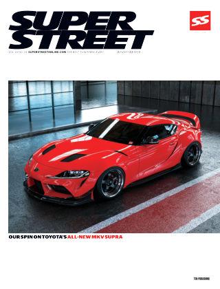Super Street Apr 2019