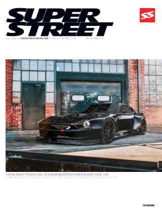 Super Street May 2019