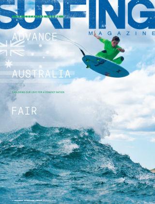 Surfing August 2013