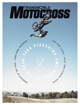 TransWorld Motorcross January 2014