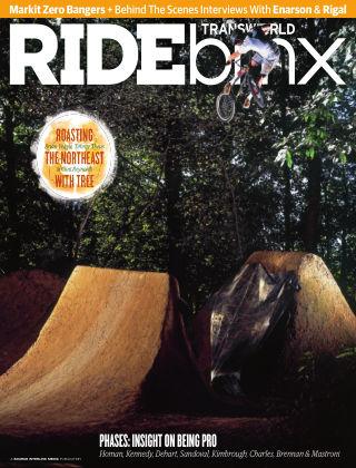 TransWorld Ride BMX December 2013