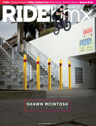 TransWorld Ride BMX March / April 2014