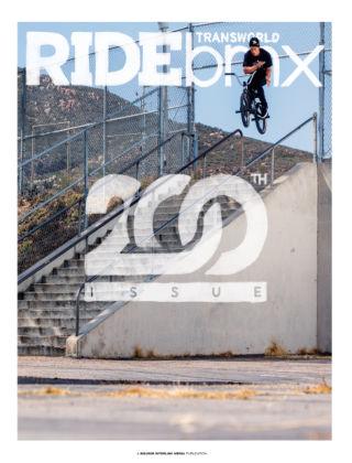 TransWorld Ride BMX July 2014