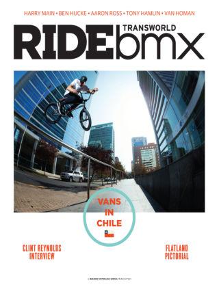 TransWorld Ride BMX August 2014