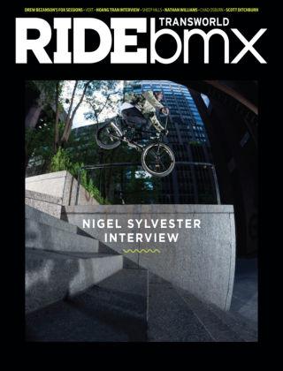 TransWorld Ride BMX September 2014