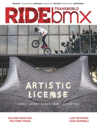 TransWorld Ride BMX November 2014