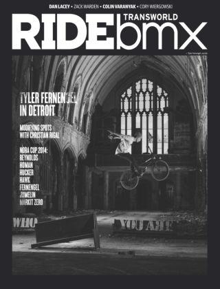 TransWorld Ride BMX Jan / Feb 2015