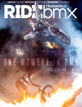 TransWorld Ride BMX March / April 2015