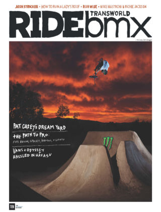 TransWorld Ride BMX May / June 2015