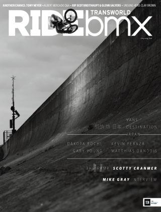 TransWorld Ride BMX Nov / Dec 2015