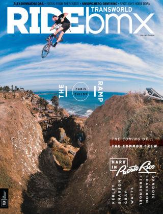 TransWorld Ride BMX Mar-Apr 2016