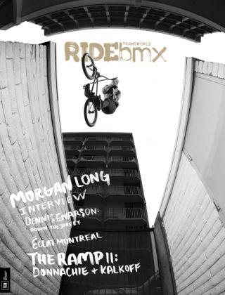 TransWorld Ride BMX Sep-Oct 2016