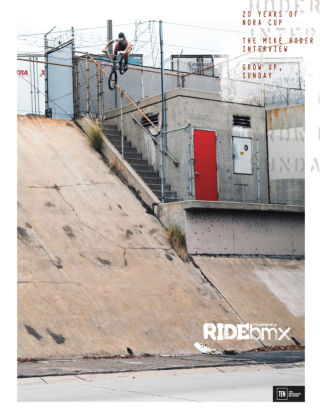 TransWorld Ride BMX Jan-Feb 2017