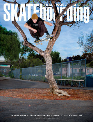 Transworld Skateboarding May 2014