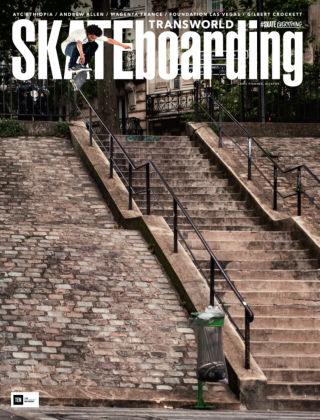 Transworld Skateboarding June 2015
