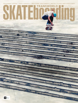 Transworld Skateboarding May 2016