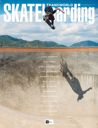 Transworld Skateboarding Buyers Guide 2016