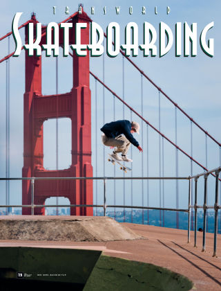 Transworld Skateboarding Feb 2017