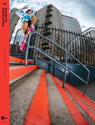 Transworld Skateboarding Mar-Apr 2017