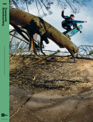 Transworld Skateboarding Sep-Oct 2017