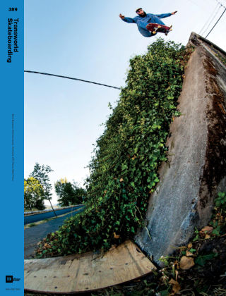 Transworld Skateboarding Nov-Dec 2017