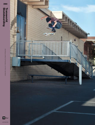 Transworld Skateboarding Jan-Feb 2018
