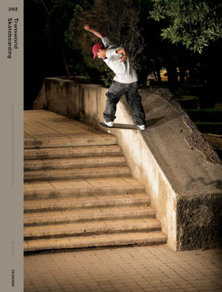 Transworld Skateboarding May-Jun 2018