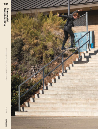 Transworld Skateboarding Jul-Aug 2018