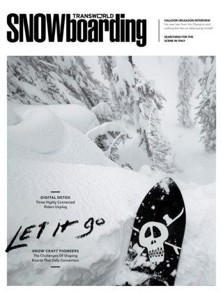 TransWorld Snowboarding December 2013