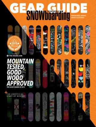 TransWorld Snowboarding Gear Guide 2014