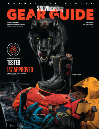 TransWorld Snowboarding Buyer's Guide 2015