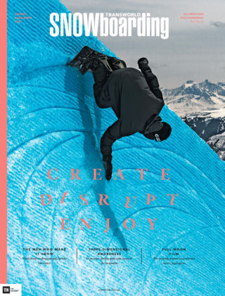 TransWorld Snowboarding November 2015