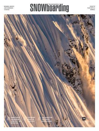 TransWorld Snowboarding Dec 2017