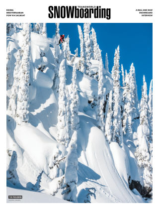 TransWorld Snowboarding Dec 2018