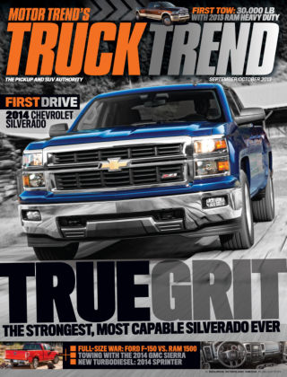 Truck Trend Sep / Oct 2013