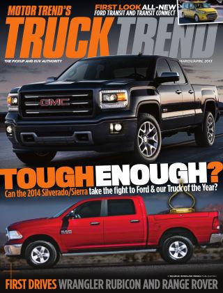 Truck Trend Mar / Apr 2013