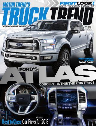 Truck Trend May / Jun 2013