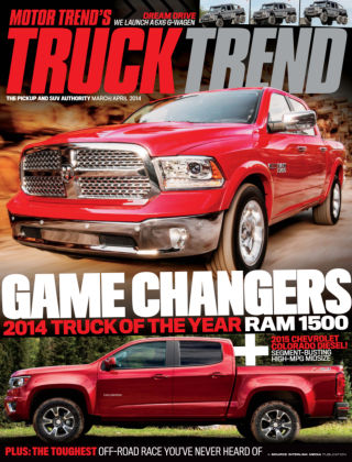 Truck Trend March / April 2014