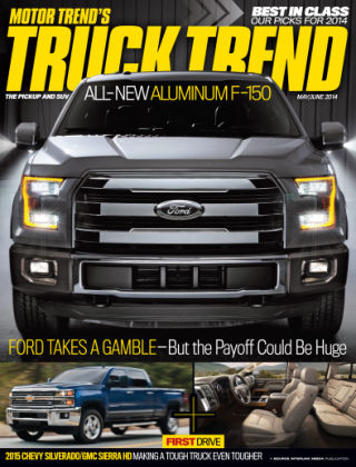 Truck Trend May / June 2014