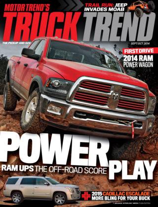 Truck Trend Sep / Oct 2014