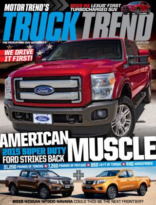 Truck Trend Nov/Dec 2014