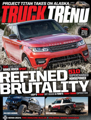 Truck Trend March / April 2015
