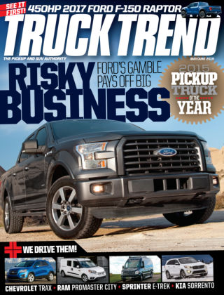 Truck Trend May / June 2015