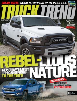 Truck Trend Nov / Dec 2015