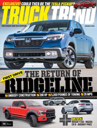 Truck Trend Nov-Dec 2016